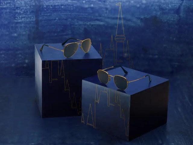 Limited Edition 50th Anniversary Ray-Ban Sunglasses at Walt Disney World! 1