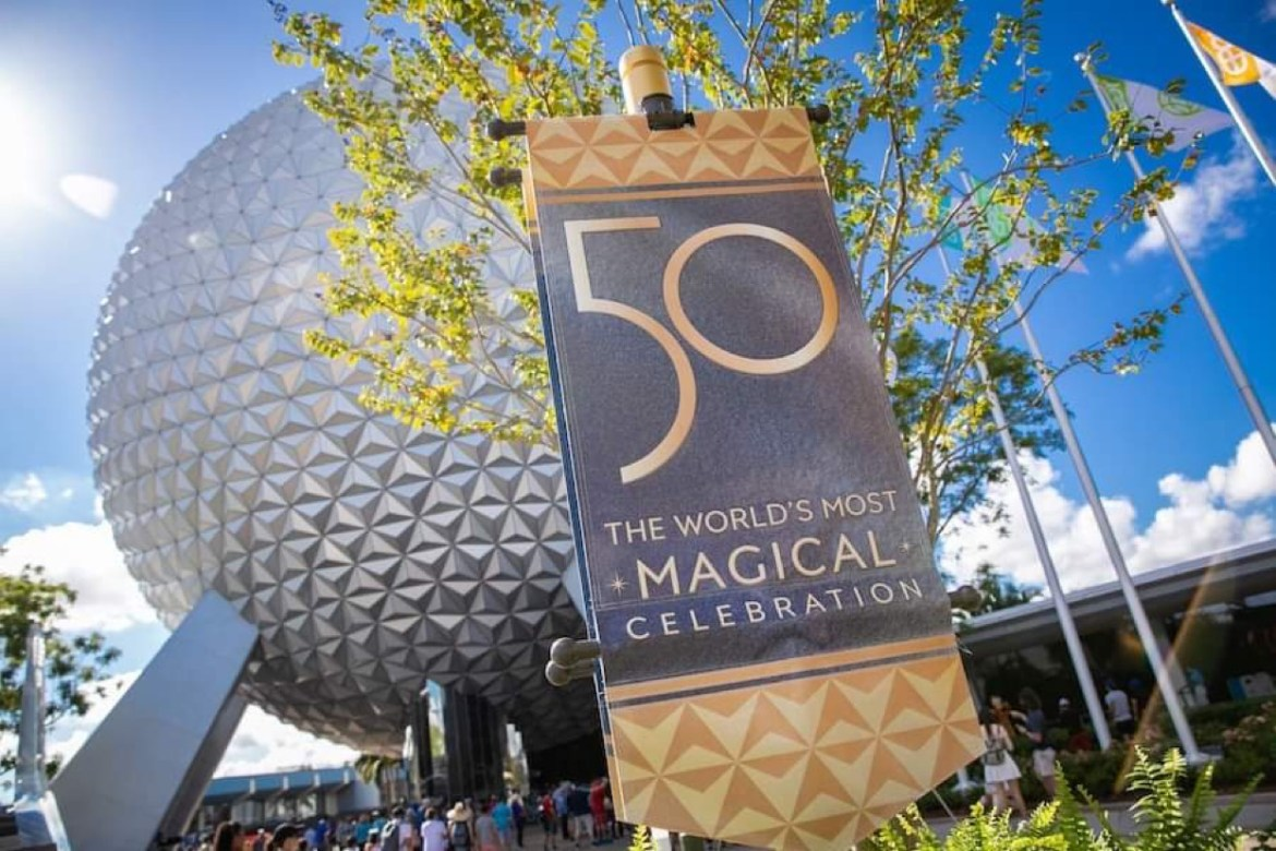 50th Anniversary Magic not to be missed at Epcot