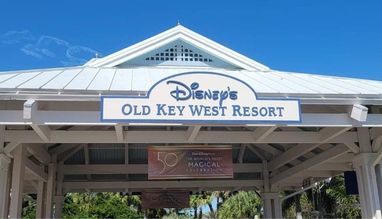 New lobby area refurbishment at Old Key West Resort is now complete 2