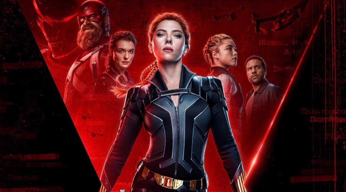 Black Widow coming to Disney+ for all subscribers starting tomorrow