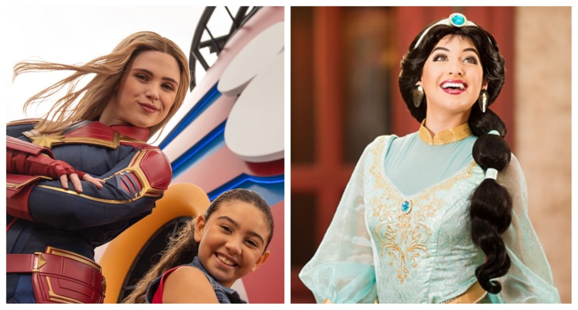 Disney is Now Hiring Character Look-A-Likes for Disney Parks and Cruise Line