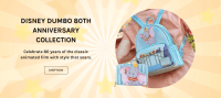 New Dumbo 80th Anniversary Loungefly Collection now available online and at Disney World 11