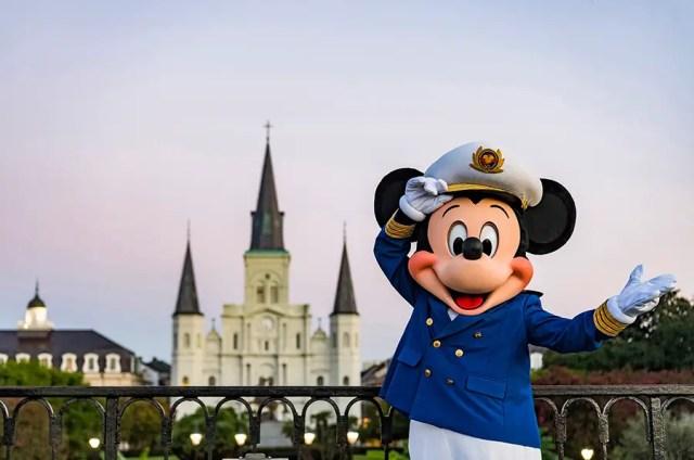 Disney Cruise Line 2023 Destinations Announced 2