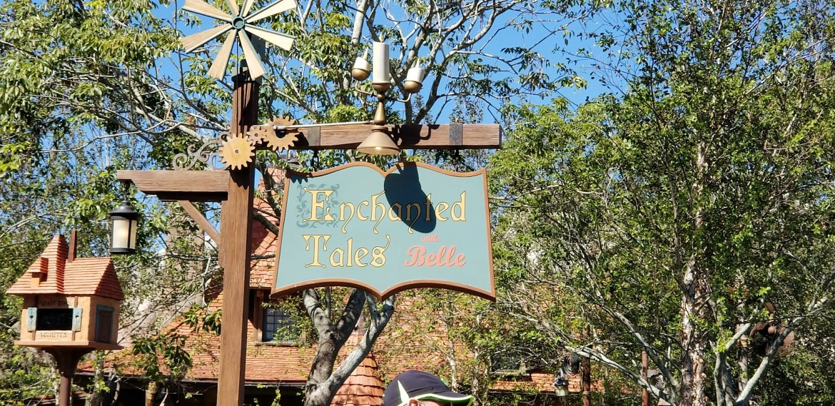Is Enchanted Tales With Belle reopening soon?