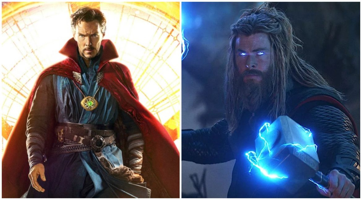 Big Delays Announced for Marvel Studios' Doctor Strange 2, Thor: Love and Thunder, and More