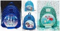 Disney Snow Globe Loungefly