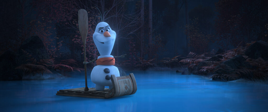 First look at Olaf Presents coming to Disney+ in November 4