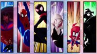 'Spider-Man: Into the Spider-Verse' Sequel Title Potentially Leaked Online Via LinkedIn 37