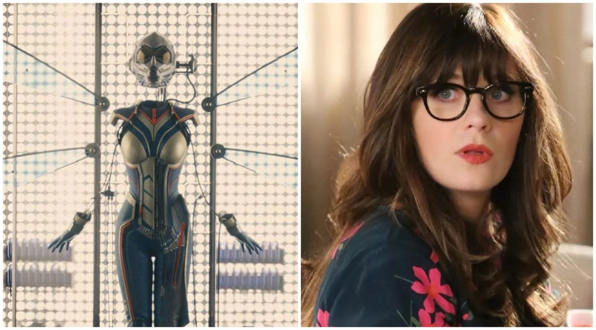 Director Joss Whedon Says 'The Avengers' Almost Featured Zooey Deschanel as The Wasp
