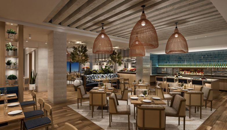New Restaurant Amare to Debut with Opening of Walt Disney World Swan Reserve 3