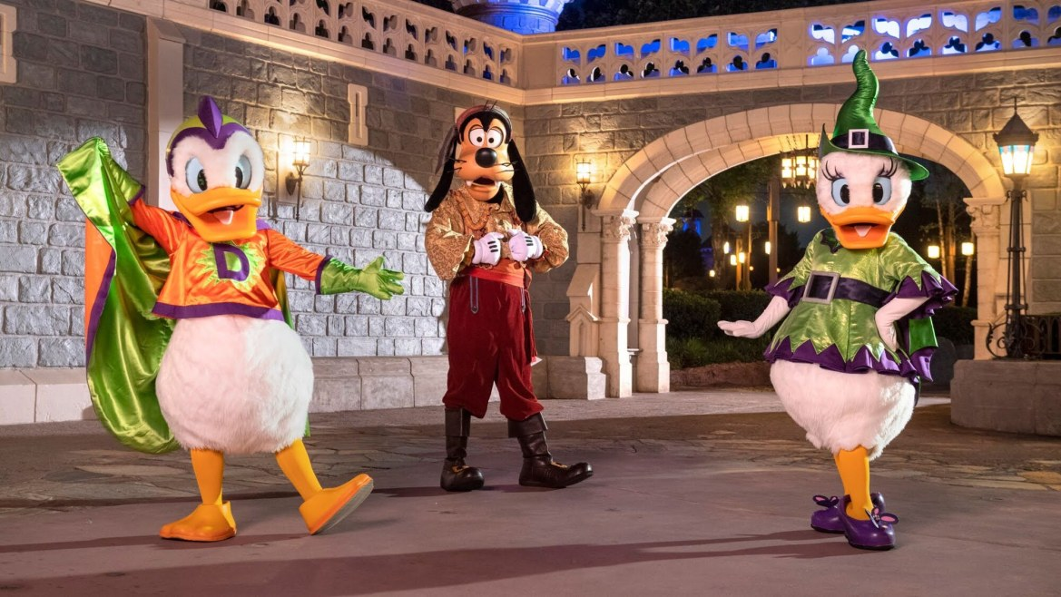 Disney Character Meets Added to After Hours Boo Bash
