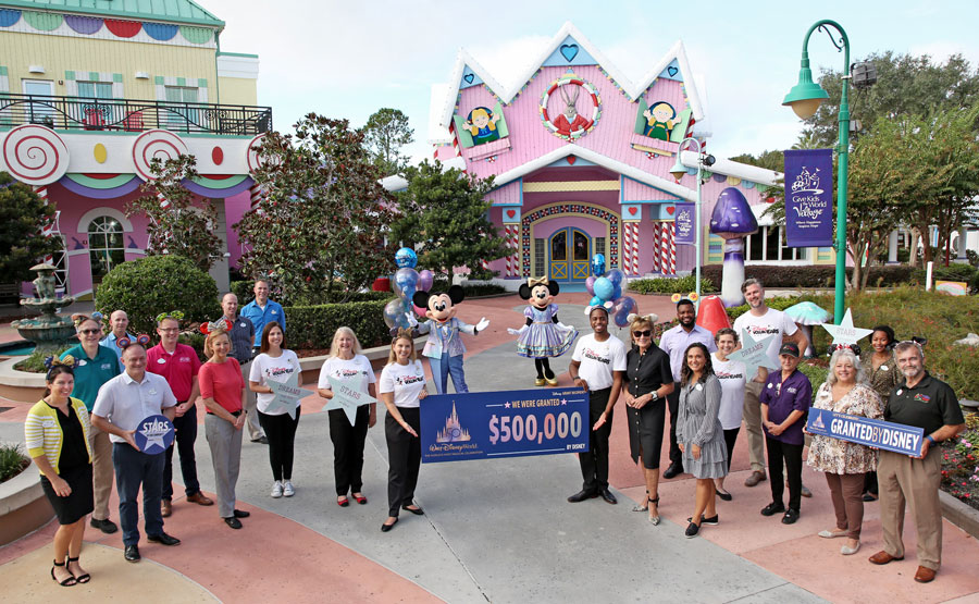 Disney Introduces New 50 for 50 VoluntEARS Challenge