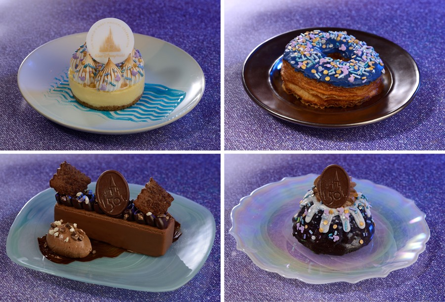 New 50th Anniversary delights not to be missed at Epcot