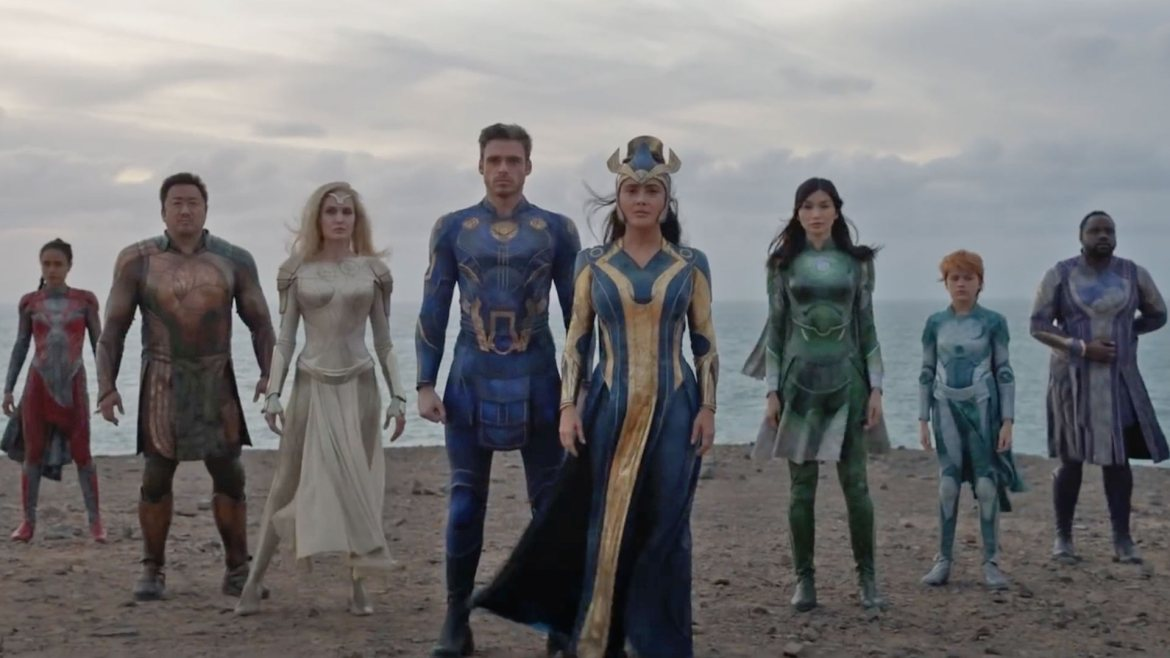 """Marvel Studios Kevin Feige Says 'Eternals' is """"Just the Start"""" of LGBTQ+ Representation in the MCU"""