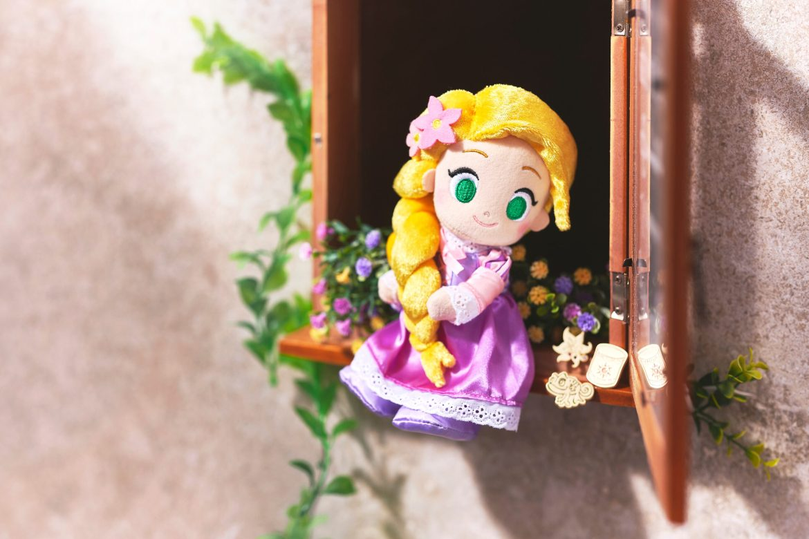 New Rapunzel nuiMOs And October Fashions Are Tangled Up In Cuteness!