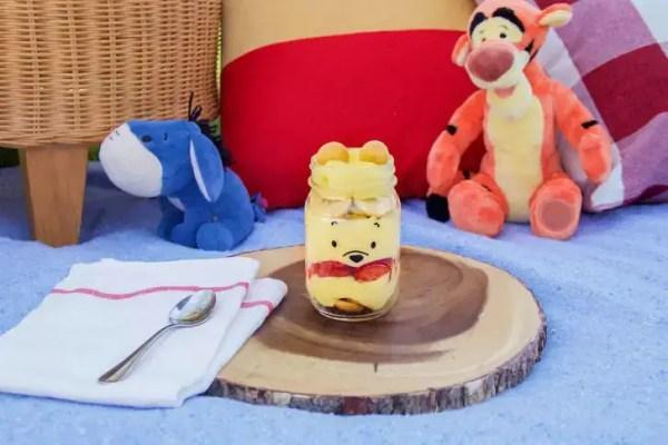 Winnie the Pooh Hunny Parfait