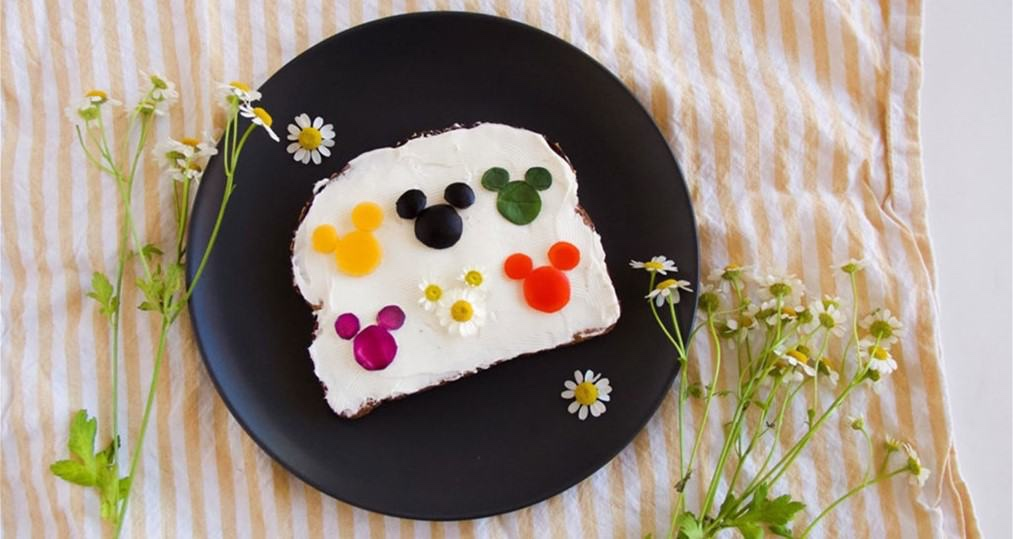 Adorable Mickey Toast To Add Some Magic To Your Mornings!