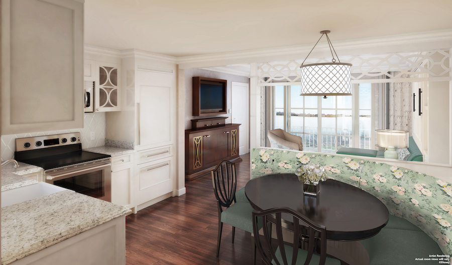 Disney Vacation Club Expanded Accommodations Coming to Disney's Grand Floridian Resort 5