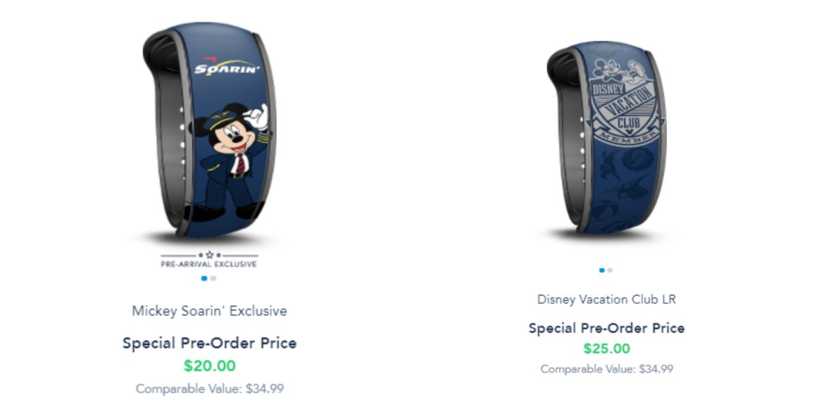 New Pre-Arrival MagicBands now available on Disney World Website
