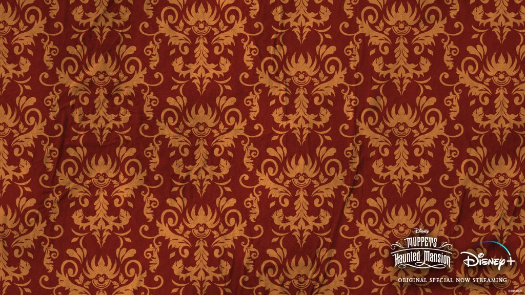 Celebrate Muppets Haunted Mansion with these new wallpapers 5
