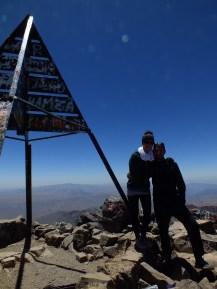 Mt. Toubkal Summit (photo credit leah squires)