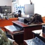 Capacitación informática en Chipaya y Ayparavi