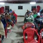 Presentación ante Asamblea Chipaya