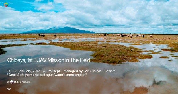 20-22 February, 2017 - Oruro Dept., Bolivia