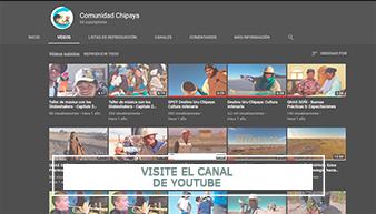 VISITE EL CANAL DE YOUTUBE