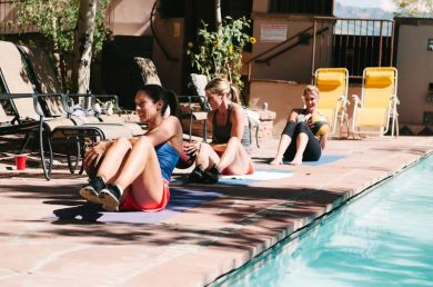 Colorado Resort Yoga retreat
