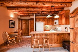 Accommodations Ridgway Colorado Hotel with full kitchen