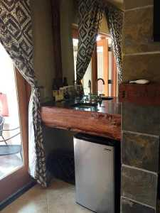 Lodging in Ridgway CO, Small Refrigerator