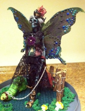Skelefairy by Suzanne Forbes 2014