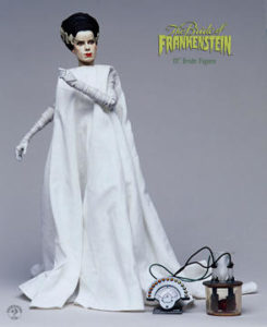 Sideshow Collectibles Bride of Frankenstein Doll or action figure