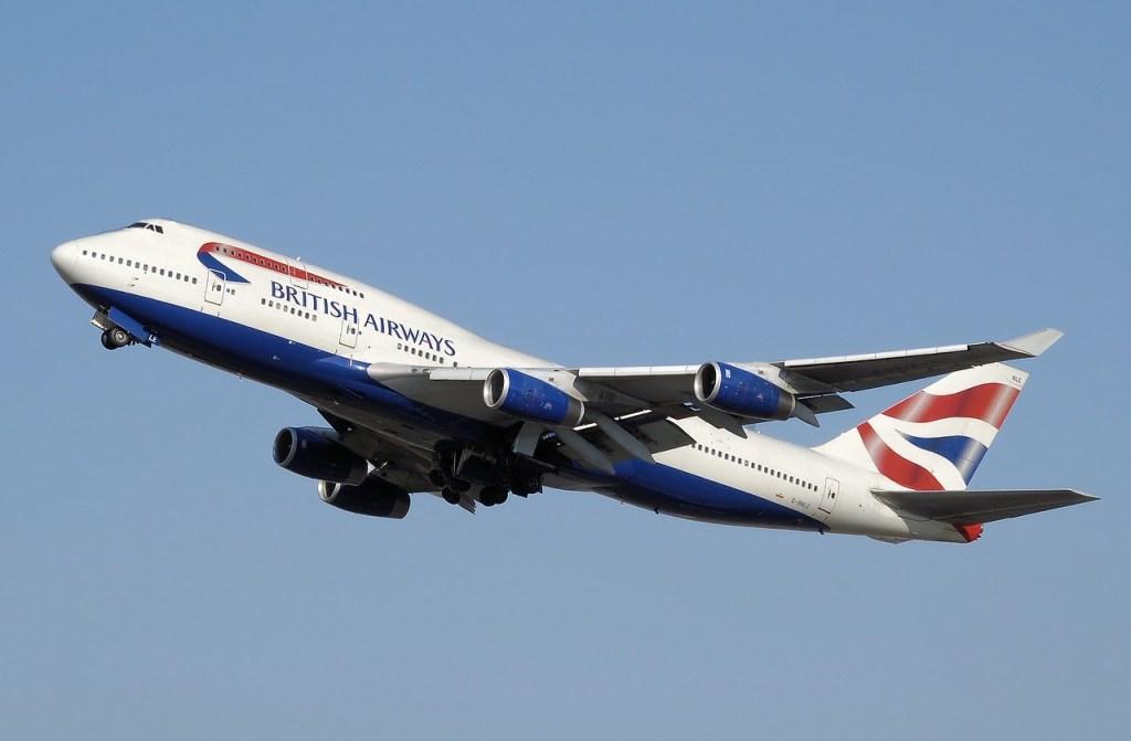 Long Haul Airlines, British Airways