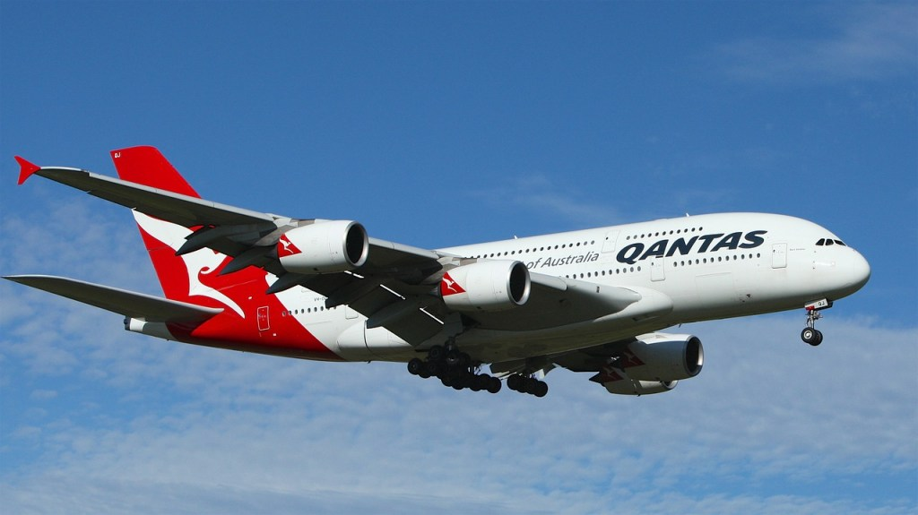 Qantas airline - Long Haul Airlines