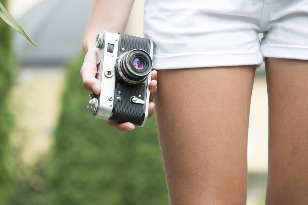 Take camera on your trip