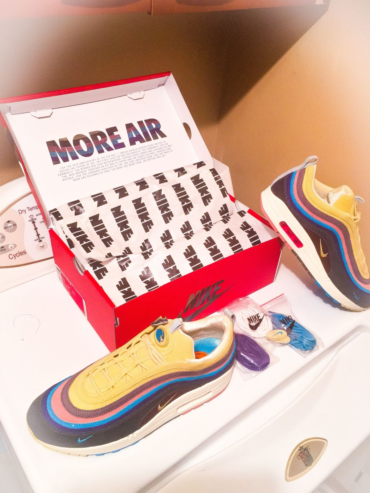 "buy online 73b7d 4e8fc Review: Sean Wotherspoon's Air Max 1/97 - ""A Collector's ..."