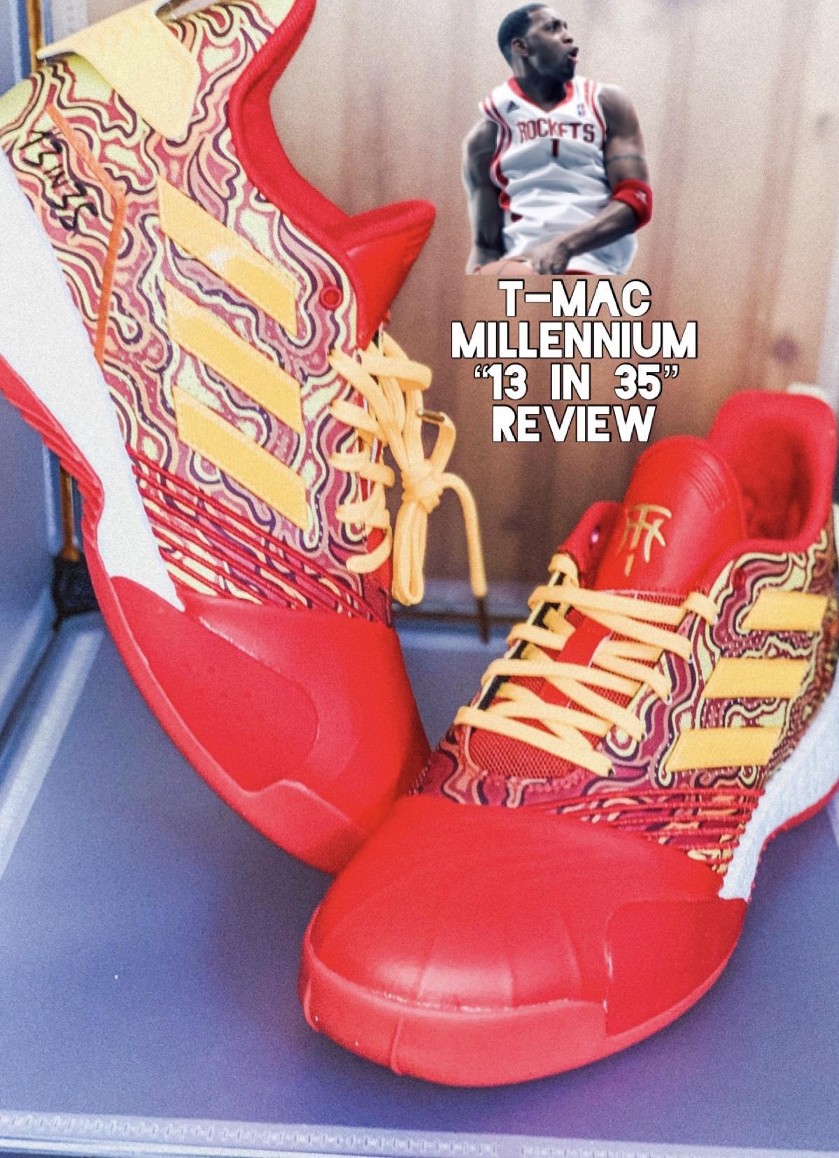 Review: T-Mac Millennium \