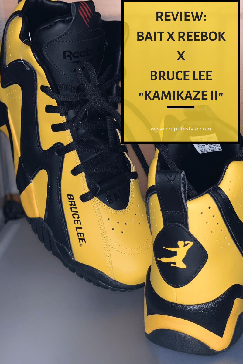 REVIEW: BAIT X REEBOK X BRUCE LEE