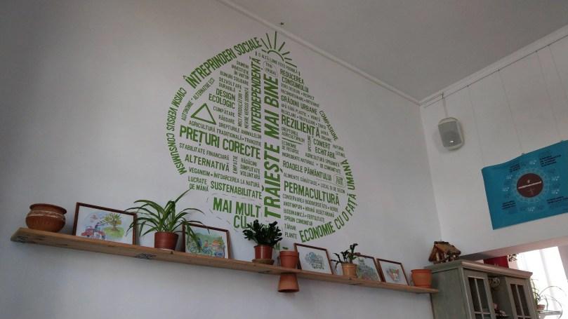 Cuib室內壁報裝飾