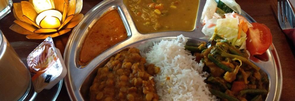 Veggie & Vega × 南印度風味素食料理