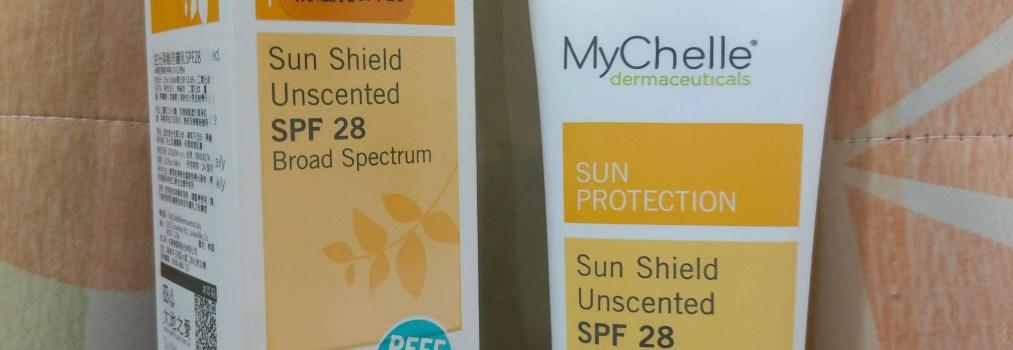 MyChelle × 對珊瑚友善的零殘忍防曬選擇