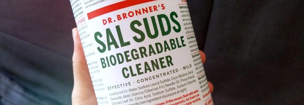 Week 27-布朗博士の森呼吸萬用清潔劑