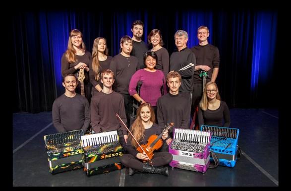 The Portatos | Modernized Accordion Band
