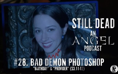 Still Dead #28. Bad Demon Photoshop. (S3.11-12)
