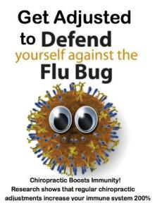 flu treatment and prevention through chiropractic care