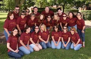 CRWP 2010 Summer Institute Group Photo