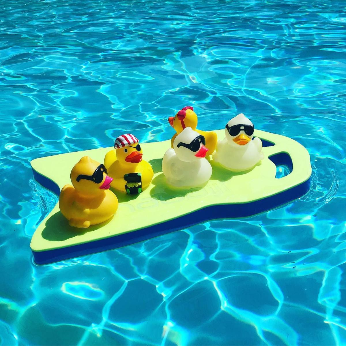 Water play ducks