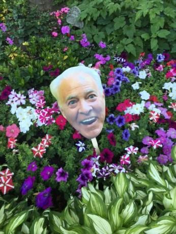Kris Strid Chip Zeke Flowers